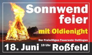 banner sonnwendfeier 2016